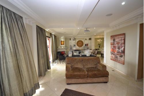 apartamento para venda, 4 dormitórios, alto da lapa - são paulo - 8574