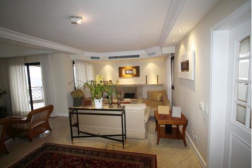 apartamento para venda, 4 dormitórios, alto de pinheiros - são paulo - 4042