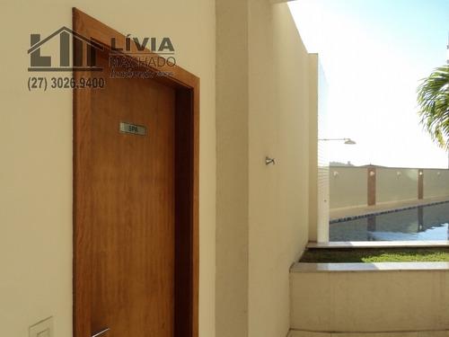 apartamento para venda, 4 dormitórios, barro vermelho - vitória - 1414