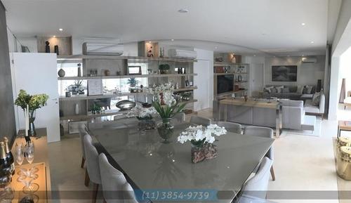apartamento para venda, 4 dormitórios, chacara klabin - são paulo - 2608