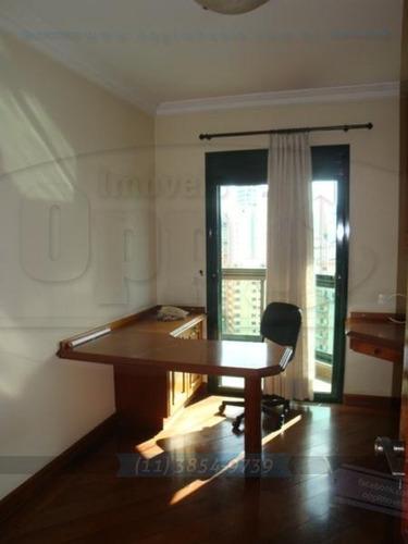 apartamento para venda, 4 dormitórios, chacara klabin - são paulo - 3467