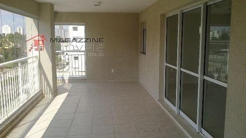 apartamento para venda, 4 dormitórios, chacara santo antonio - são paulo - 2140