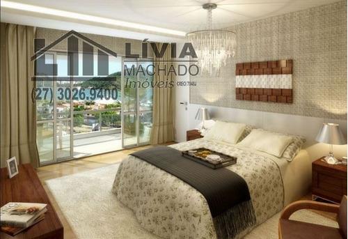 apartamento para venda, 4 dormitórios, enseada do suá - vitória - 1557