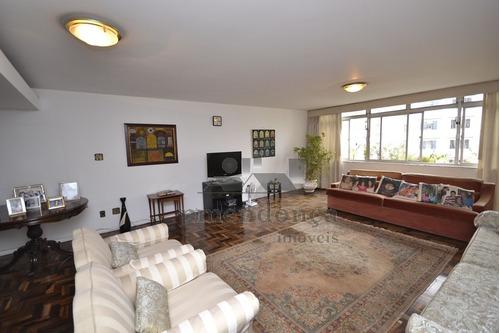 apartamento para venda, 4 dormitórios, higienópolis - são paulo - 10676