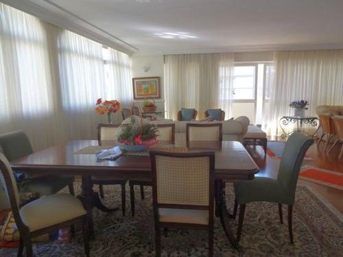 apartamento para venda, 4 dormitórios, higienópolis - são paulo - 1354