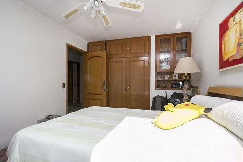 apartamento para venda, 4 dormitórios, higienópolis - são paulo - 4613