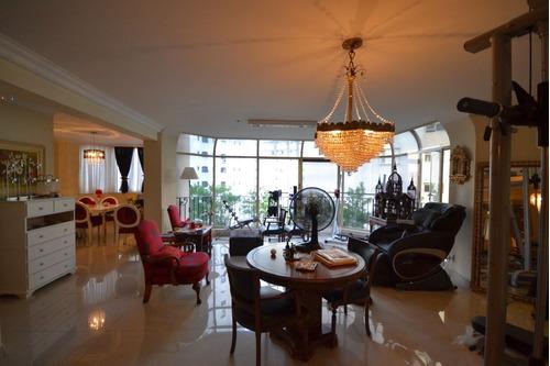 apartamento para venda, 4 dormitórios, higienópolis - são paulo - 5558