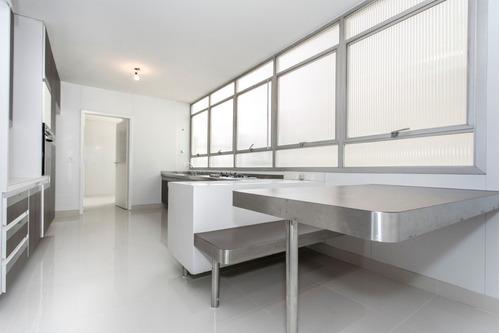 apartamento para venda, 4 dormitórios, higienópolis - são paulo - 6193