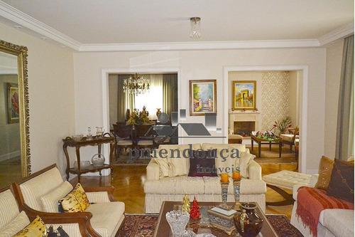 apartamento para venda, 4 dormitórios, higienópolis - são paulo - 7481