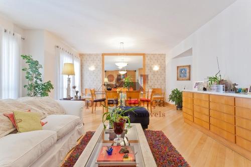 apartamento para venda, 4 dormitórios, higienópolis - são paulo - 9407