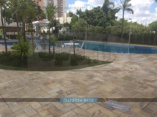 apartamento para venda, 4 dormitórios, ipiranga - são paulo - 2380