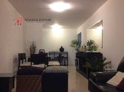 apartamento para venda, 4 dormitórios, jardim marajoara - são paulo - 2410