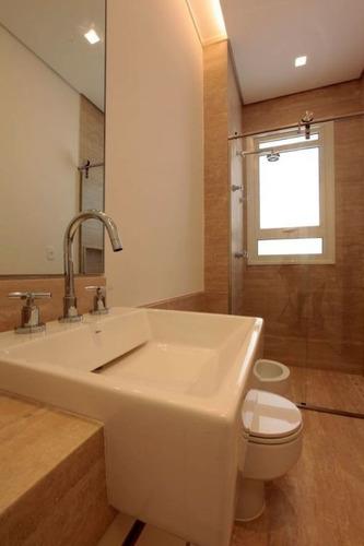 apartamento para venda, 4 dormitórios, jardim paulistano - são paulo - 6839