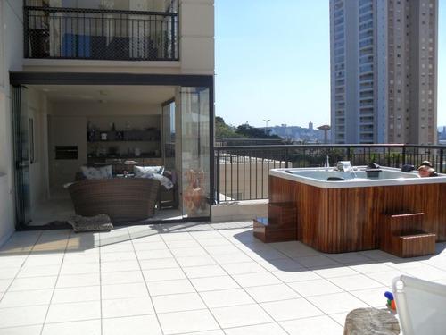 apartamento para venda, 4 dormitórios, lapa - são paulo - 5779