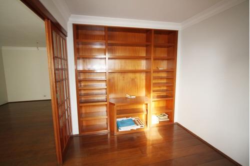 apartamento para venda, 4 dormitórios, perdizes - são paulo - 4086