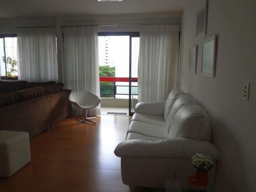 apartamento para venda, 4 dormitórios, perdizes - são paulo - 5172
