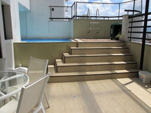apartamento para venda, 4 dormitórios, perdizes - são paulo - 5581