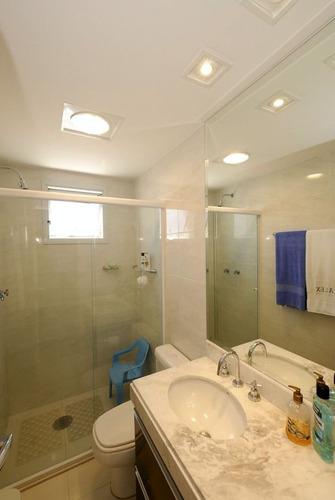 apartamento para venda, 4 dormitórios, perdizes - são paulo - 6625