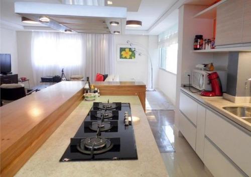 apartamento para venda, 4 dormitórios, perdizes - são paulo - 6985