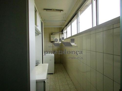 apartamento para venda, 4 dormitórios, perdizes - são paulo - 7462
