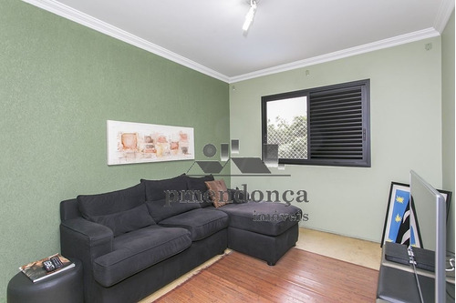 apartamento para venda, 4 dormitórios, perdizes - são paulo - 7485
