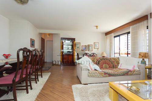 apartamento para venda, 4 dormitórios, perdizes - são paulo - 8843