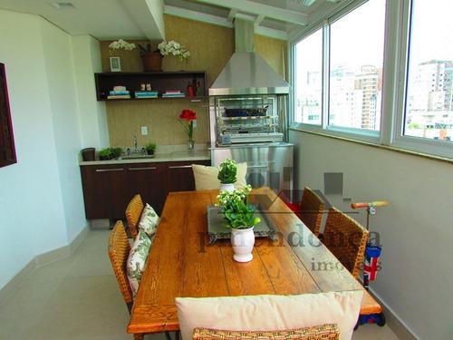 apartamento para venda, 4 dormitórios, perdizes - são paulo - 8862