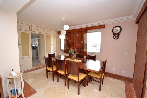 apartamento para venda, 4 dormitórios, perdizes - são paulo - 9236