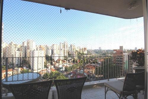 apartamento para venda, 4 dormitórios, perdizes - são paulo - 9382