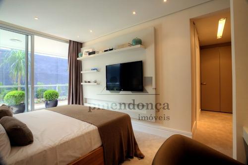 apartamento para venda, 4 dormitórios, pinheiros - são paulo - 8468