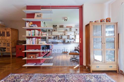 apartamento para venda, 4 dormitórios, pinheiros - são paulo - 9882