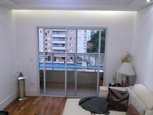 apartamento para venda, 4 dormitórios, pompéia - são paulo - 2810