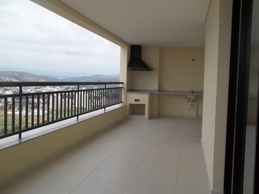 apartamento para venda, 4 dormitórios, portal das colinas - guaratinguetá - 787