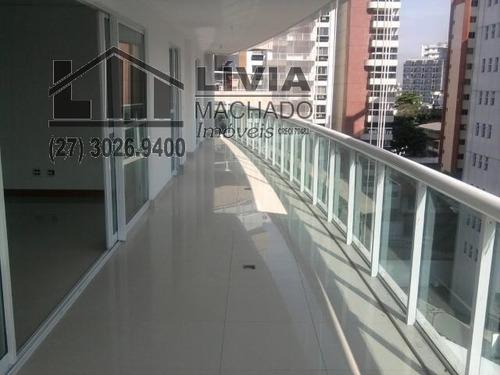 apartamento para venda, 4 dormitórios, praia do canto - vitória - 1169