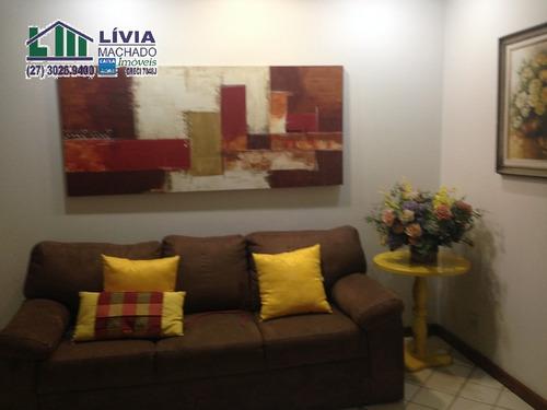 apartamento para venda, 4 dormitórios, praia do canto - vitória - 1197