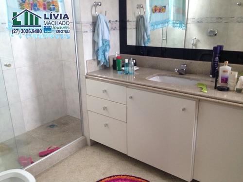 apartamento para venda, 4 dormitórios, praia do canto - vitória - 1260