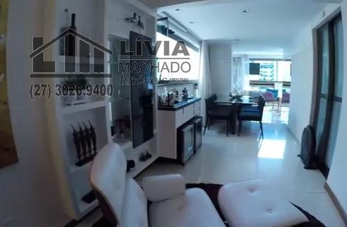 apartamento para venda, 4 dormitórios, praia do canto - vitória - 1622