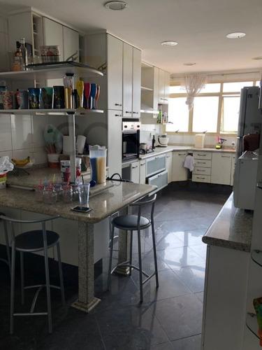 apartamento para venda, 4 dormitórios, rudge ramos - são bernardo do campo - 3744