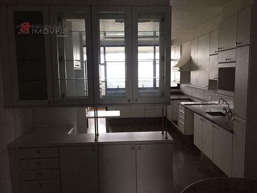 apartamento para venda, 4 dormitórios, santo amaro - são paulo - 2707