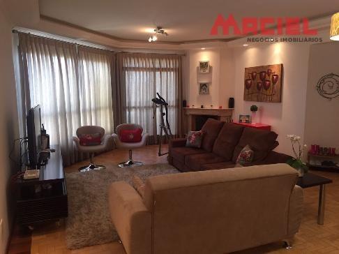 apartamento para venda 4 dormitórios vila ema