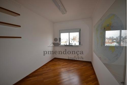apartamento para venda, 4 dormitórios, vila romana - são paulo - 7155