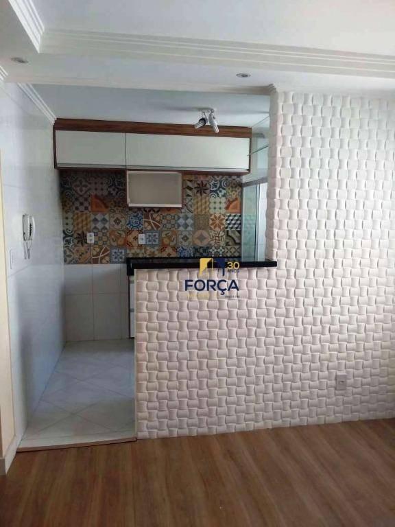 apartamento para venda, 40 m² - vila alzira - guarulhos/sp - ap0021