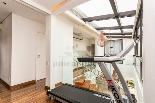 apartamento para venda, 5 dormitórios, perdizes - são paulo - 8981