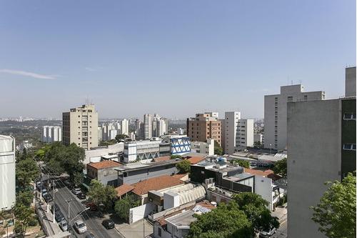 apartamento para venda, 5 dormitórios, vila madalena - são paulo - 4549