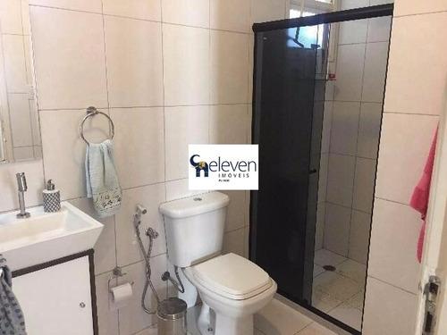 apartamento para venda amaralina, salvador 2 dormitórios, 1 sala, 1 banheiro, 1 vaga  79 útil - tjl7049 - 4706578
