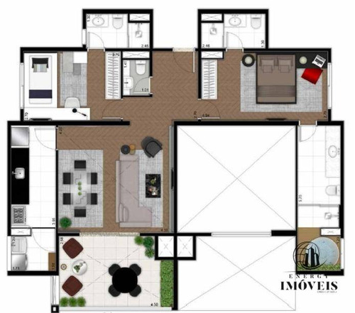 apartamento para venda... - ap3458