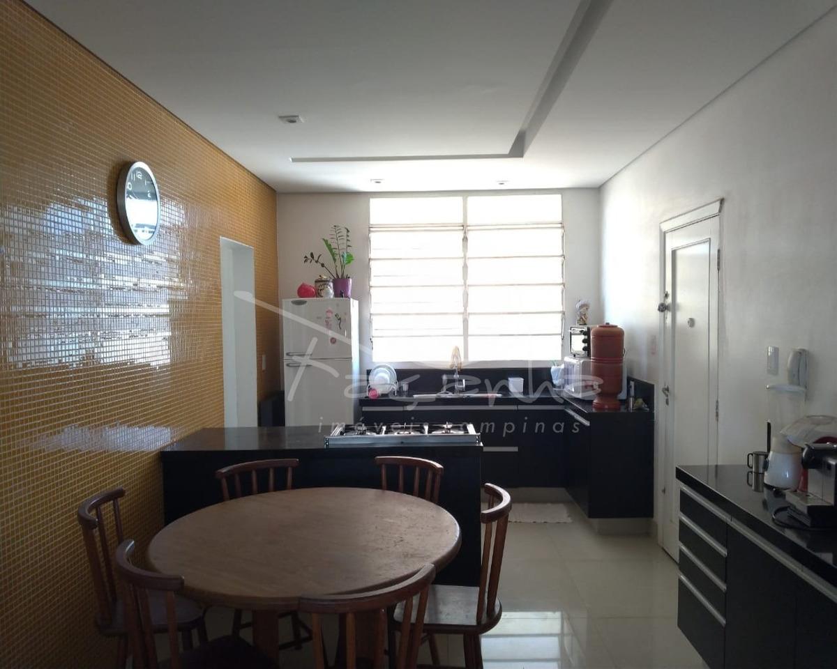 apartamento para venda av. julio de mesquita no cambuí em campinas - ap01630 - 4360728