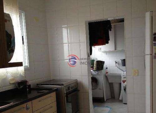 apartamento para venda bairro campestre, santo andré. ap4670 - ap4670