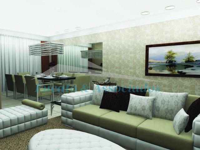 apartamento para venda balneario maracana, praia grande sp - ap00866 - 3302142