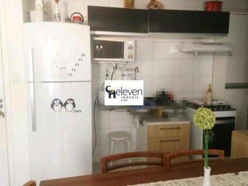 apartamento para venda barbalho, salvador 2 dormitórios, 1 sala, 1 banheiro, 1 vaga, 60 m². - tjn839 - 32028012